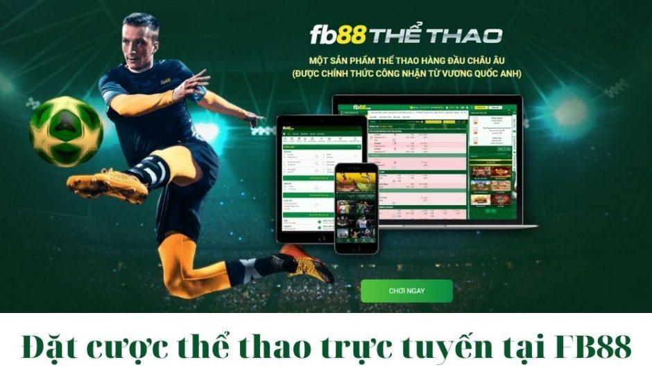 Hướng dẫn cá cược trực tuyến tại FB88