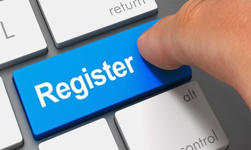 Hướng dẫn diền form đăng ký tài khoản chi tiết