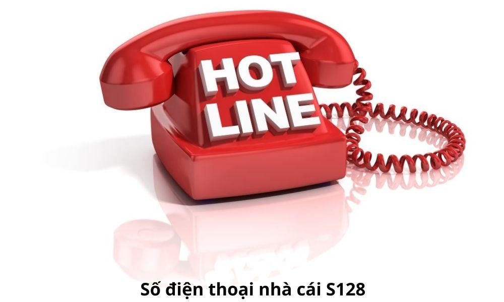 Số điện thoại nhà cái S128